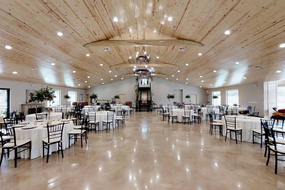 Old Mill Weddings and Events 3d tour
