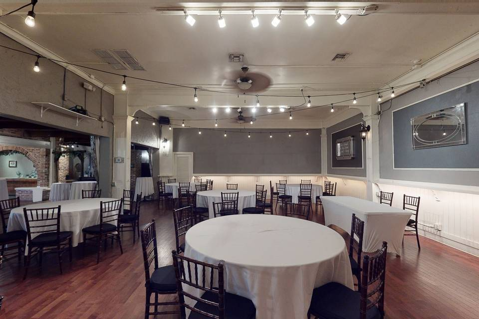 The Historic Maxwell Room 3d tour