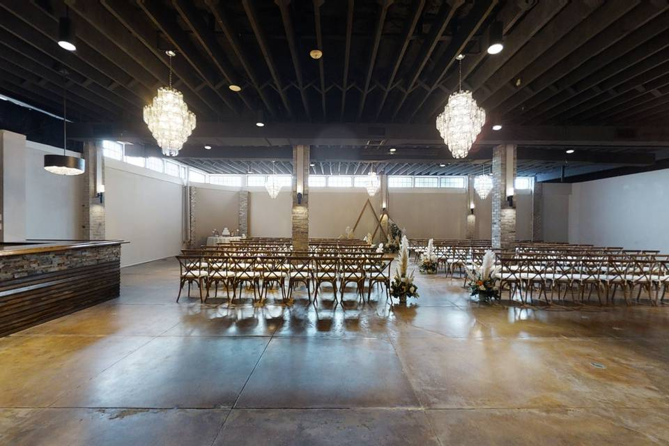 The Bay Jewel Event Center 3d tour
