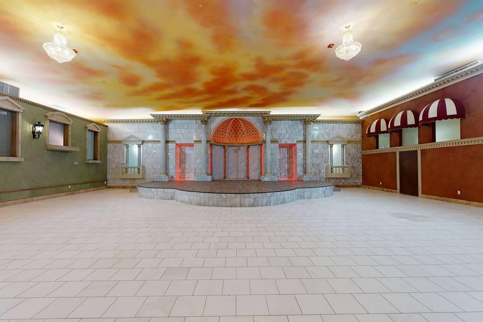 Royal Castle Banquet Hall 3d tour