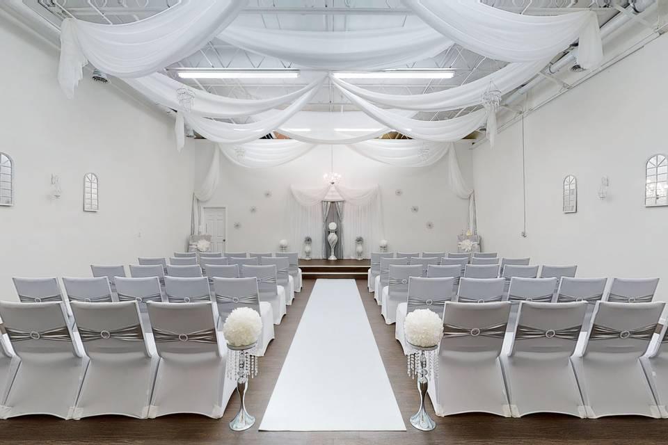 Diamond Wedding Chapel 3d tour