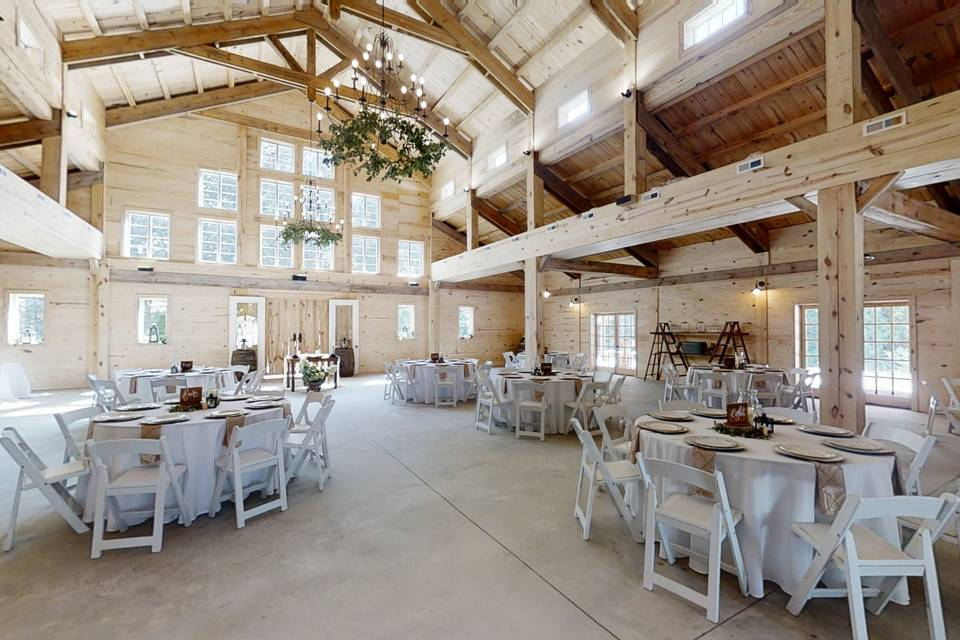 Twin Oaks Barn at Umstead Ranch 3d tour