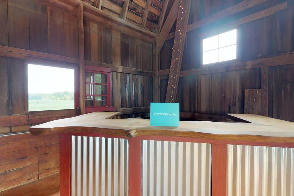 The Barn at Back Acres Farm 3d tour