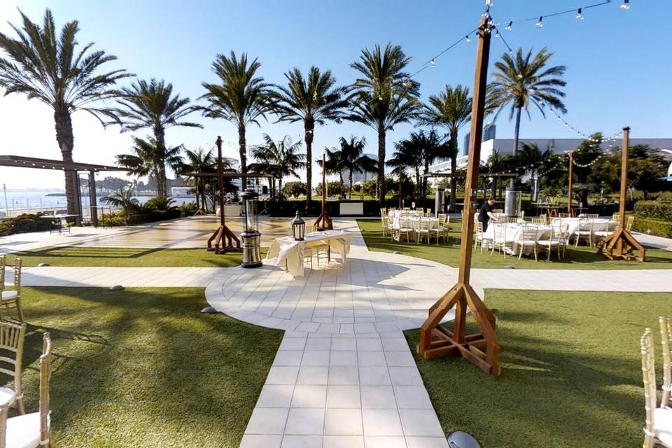 Hilton San Diego Bayfront 3d tour