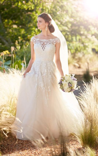 Wedding Dress Silhouettes! Ballgown, Mermaid, or Sheath? 8