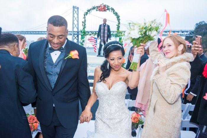 Share your recessional photo! 😊 1
