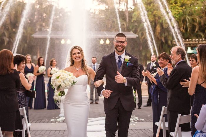 Share your recessional photo! 😊 37