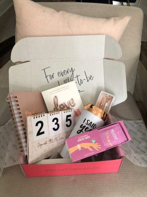 Bride box-yes or no? 5