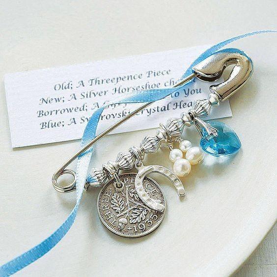 Wedding Superstitions - Something old, something new, something borrowed, and something blue 1