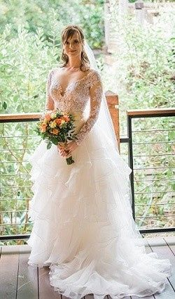 50 Shades of White: What color is your wedding dress? 3