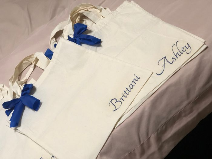 diy Bridesmaids Bags - 1