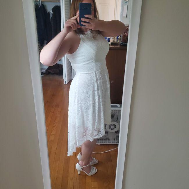 Rehearsal Dinner dress! 1
