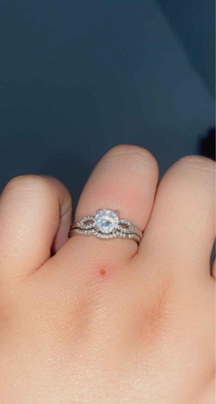 Finally engaged - 1
