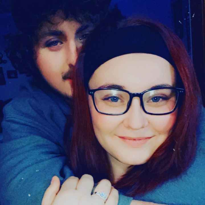Finally engaged - 2