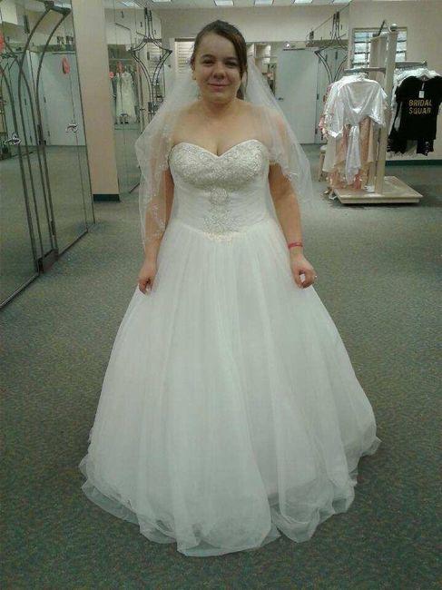 Me vs Model (short bride syndrome) 2