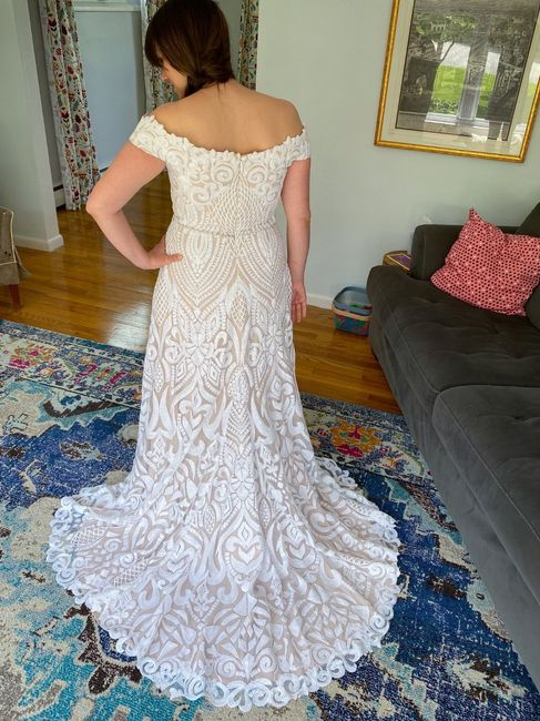 Show me your wedding finery! 7