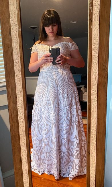 Show me your wedding finery! 8
