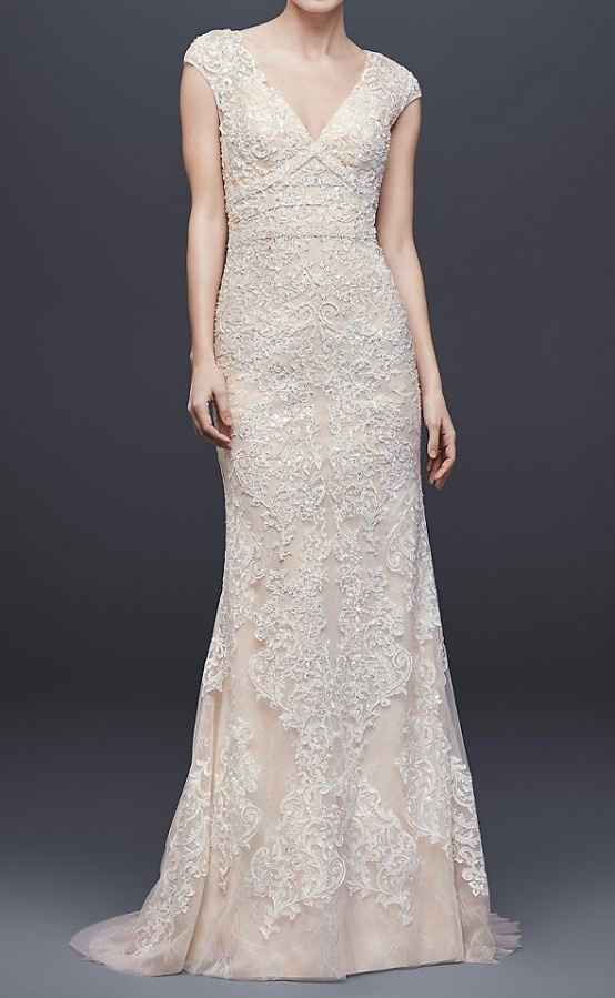 Which dress to say yes to? 6