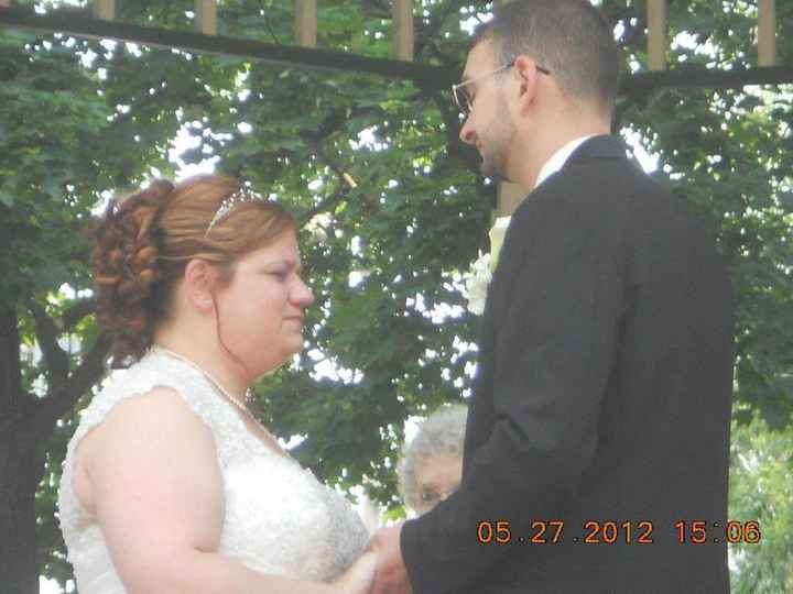 I'm Married!!!! ** Pics**
