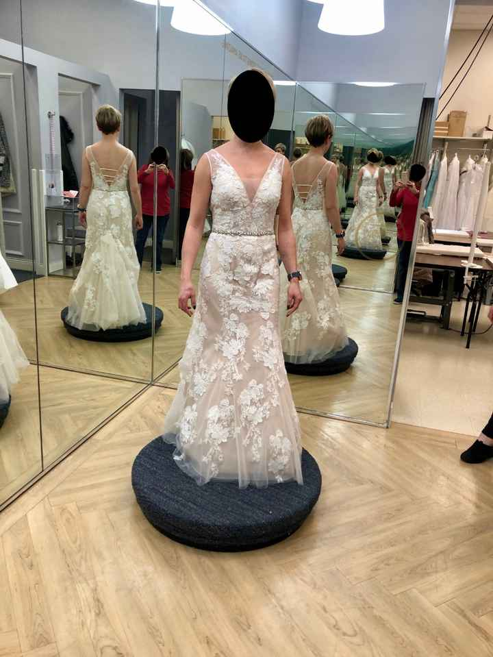 Would love to see your dresses!! - 1