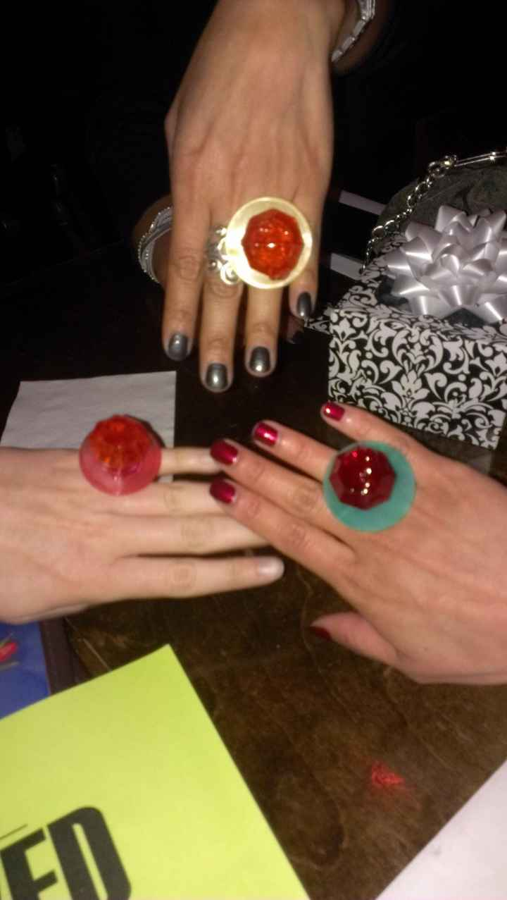 How I popped the question to my bridesmaids.... (PICS)
