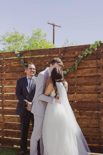 Our Wedding Day! (pro Bam) 3