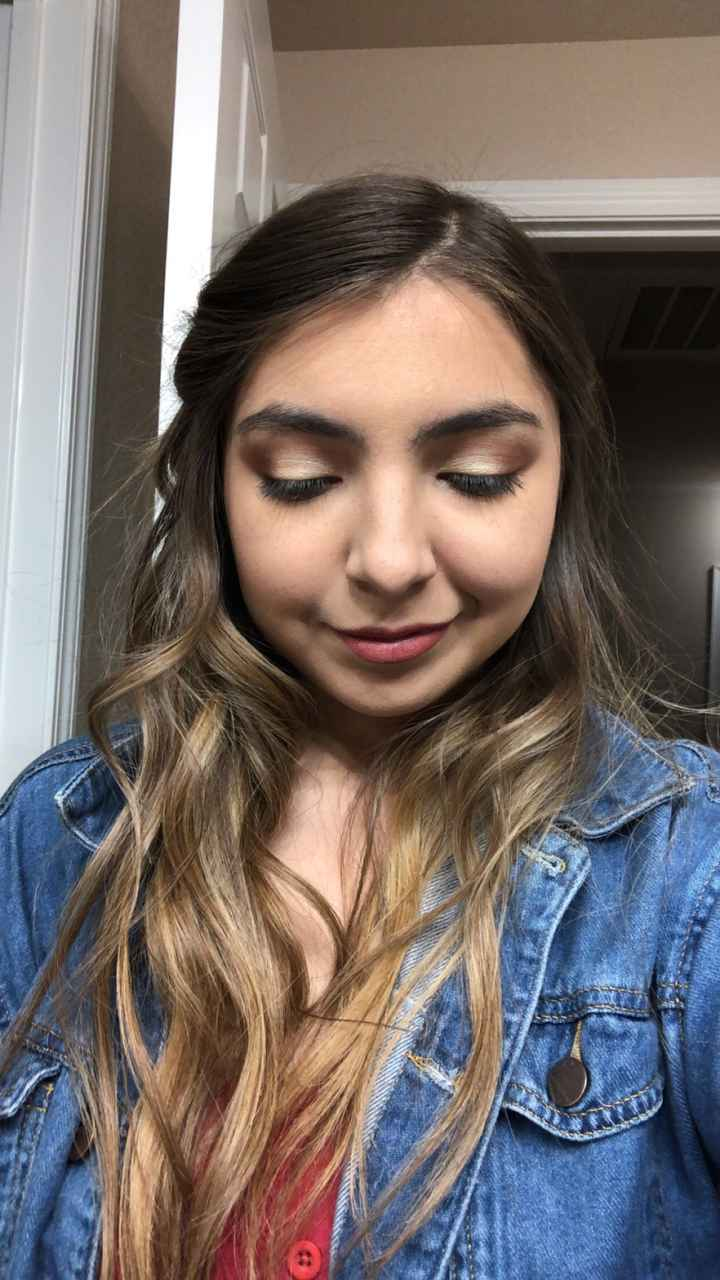 My Make-up Trial! - 1