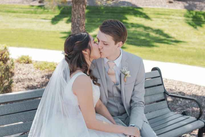 Our Wedding Day! (pro Bam) - 1