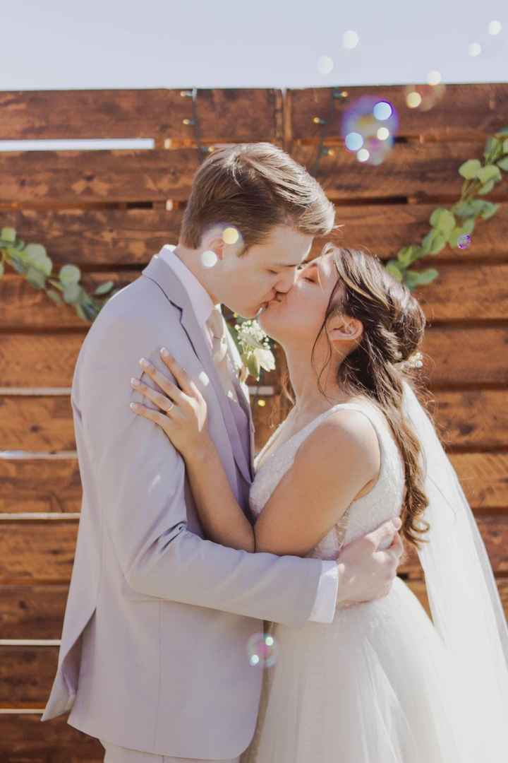 Our Wedding Day! (pro Bam) - 4