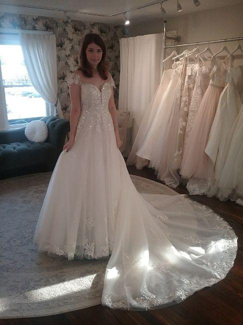 September 2020 Wedding Dresses 1