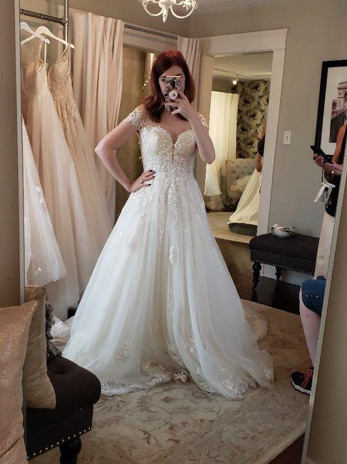 September 2020 Wedding Dresses 2