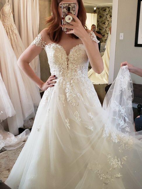 September 2020 Wedding Dresses 3