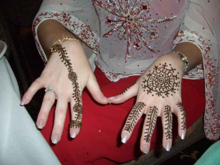 NWR: Henna Tattoo