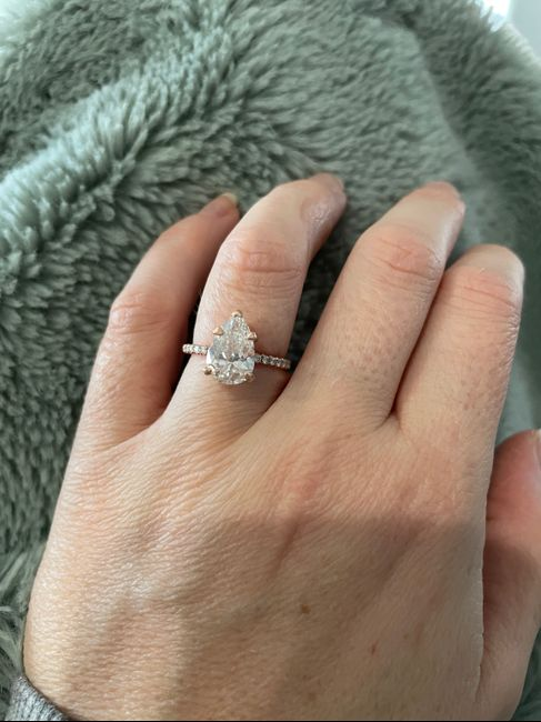 Oval engagement rings 5