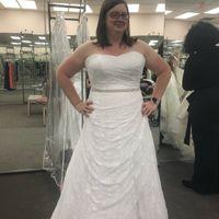 Affordable Wedding Dress - 1