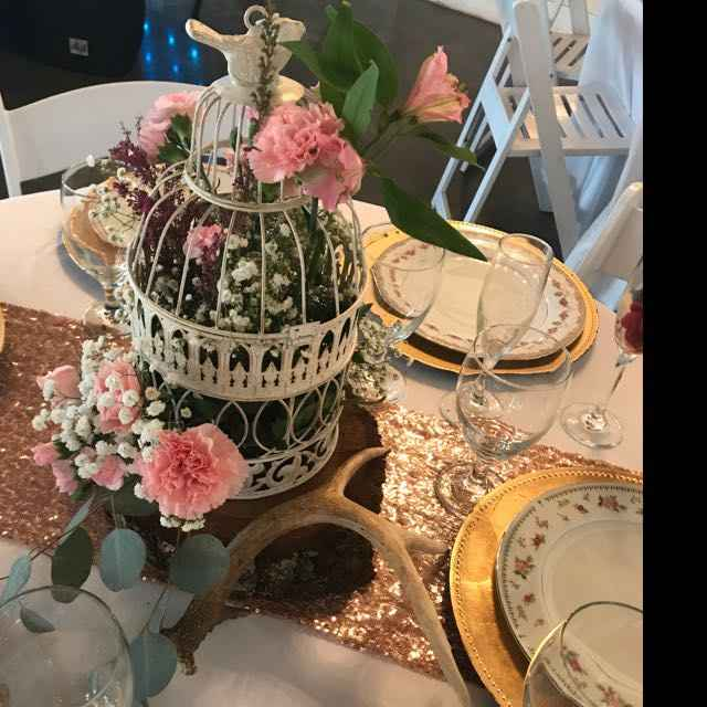 Centerpieces without candles? - 1