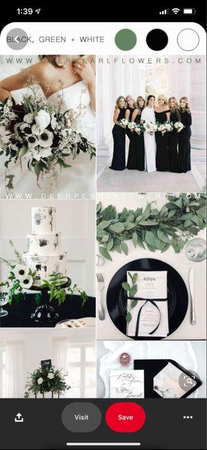 Black and White color scheme 1
