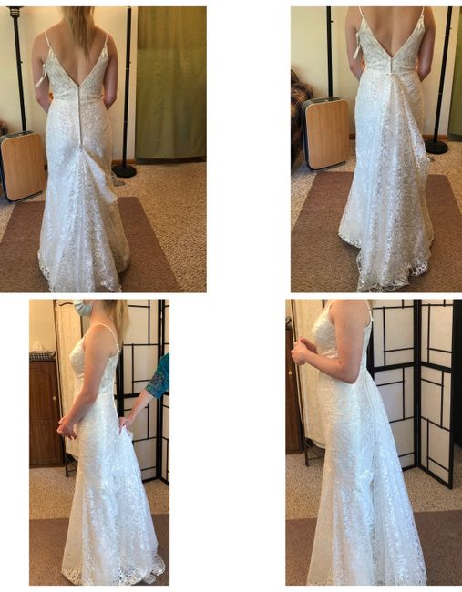 Which bustle? 1
