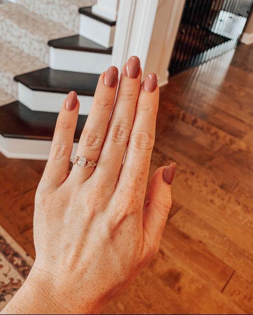 Wedding nails!! 1