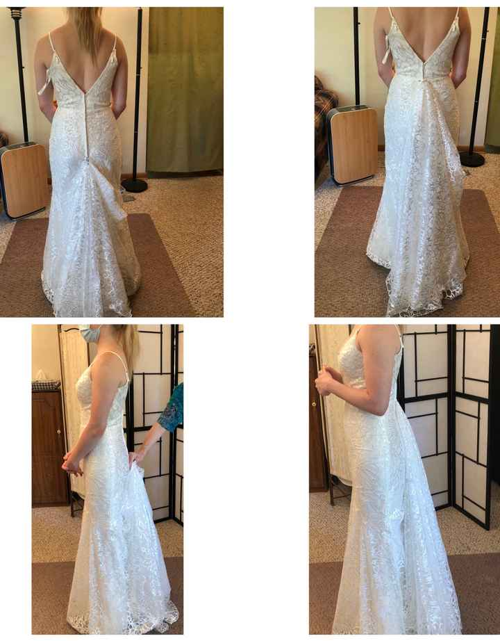 Which bustle? - 1