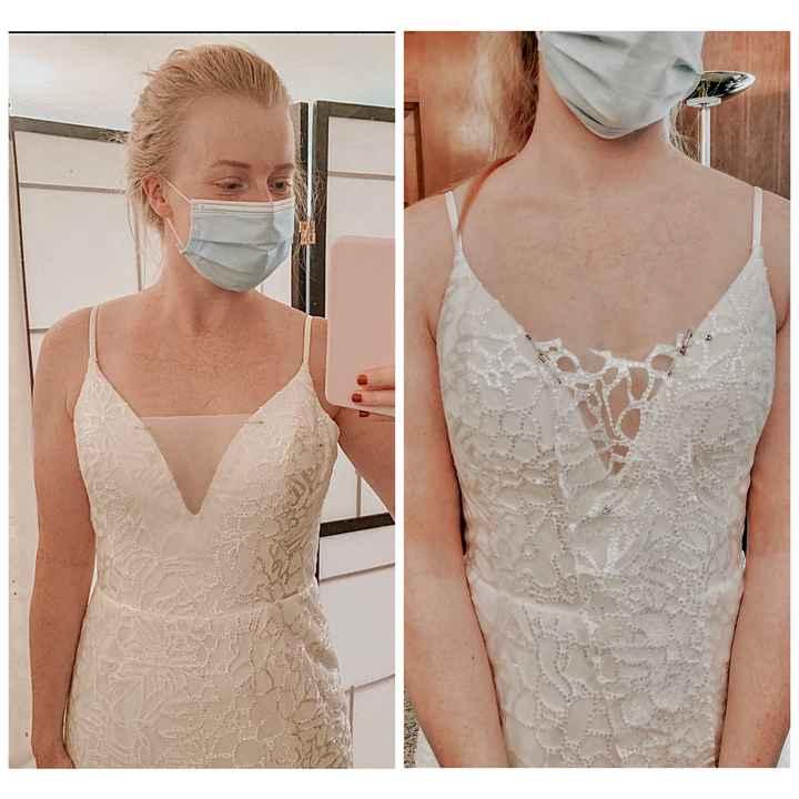 Which neckline looks better? - 1