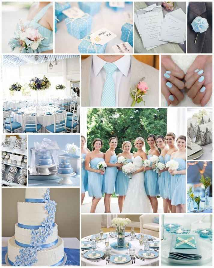 What colors did you choose for your wedding? 2