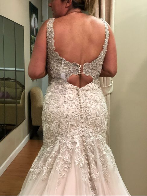 How much are Madison James Allure wedding dresses 3