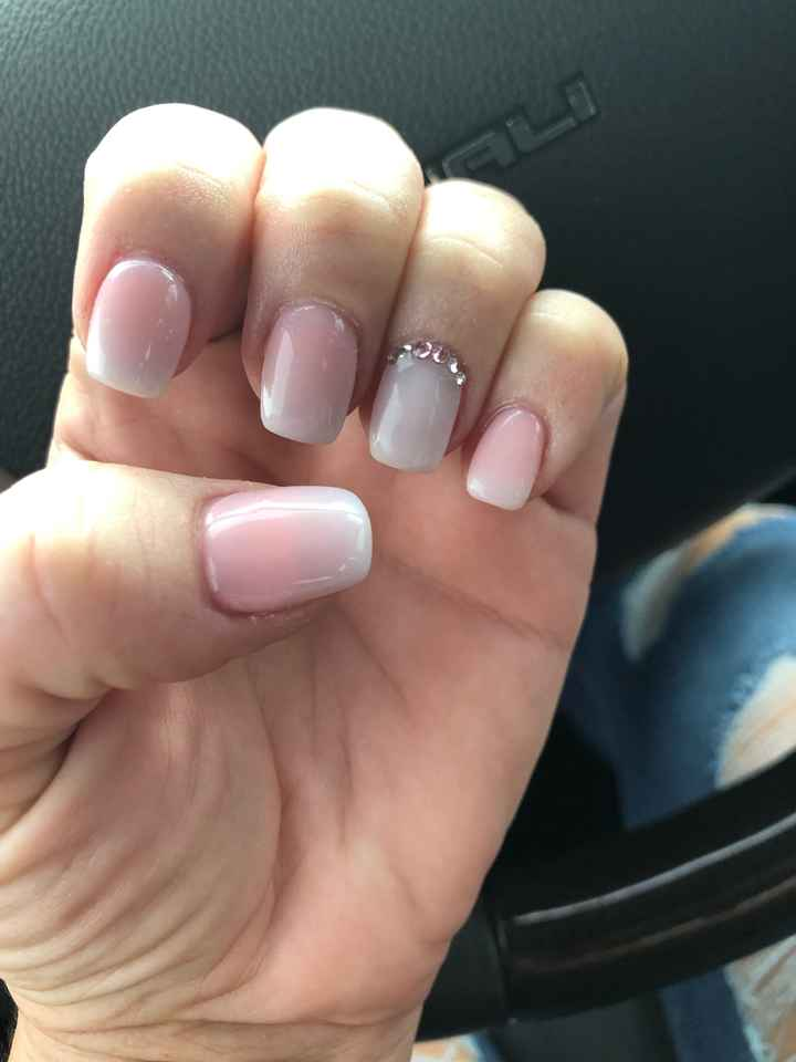 Wedding Nails! - 1