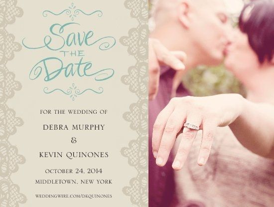 When Should I Send Save The Date Cards Weddings Planning
