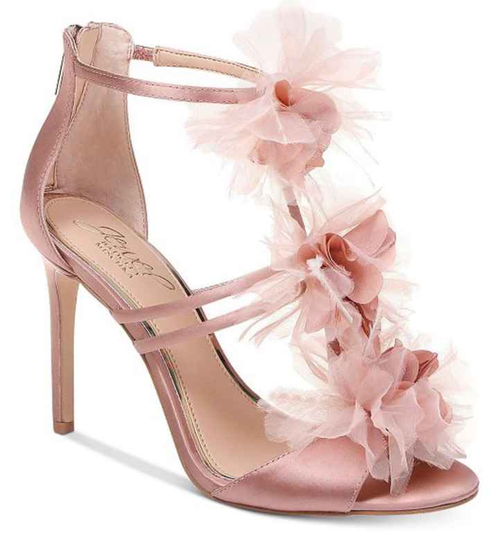 Badgley Mischka shoes - 1