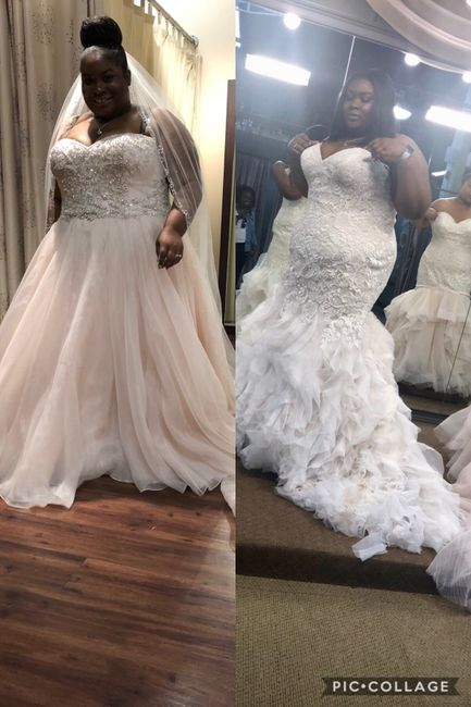 Wedding Dress Shopping for a 2nd Time! 1
