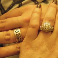 Show Me Your Dress & Ring! All In One Post! :)