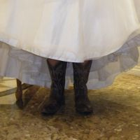 What kind of shoes will you wear on your wedding?