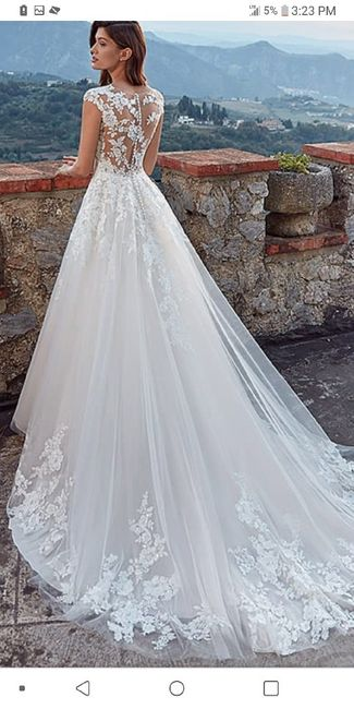 What length veil? Picture included. 1